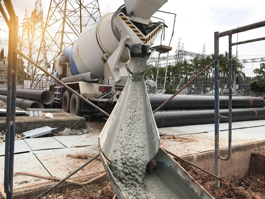 уфе бетон